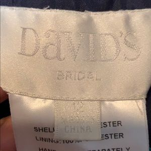 David's Bridal Dresses - EVENING GOWN by David's Bridal